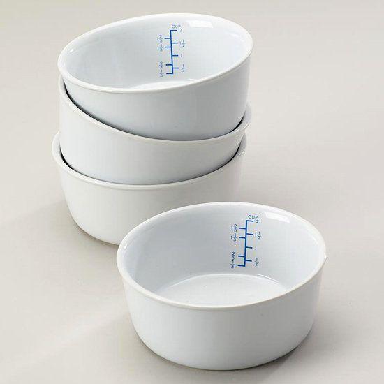 Portion Control Bowls .