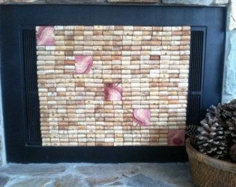 17 best fireplace covers images on Pinterest | Fireplace cover ...