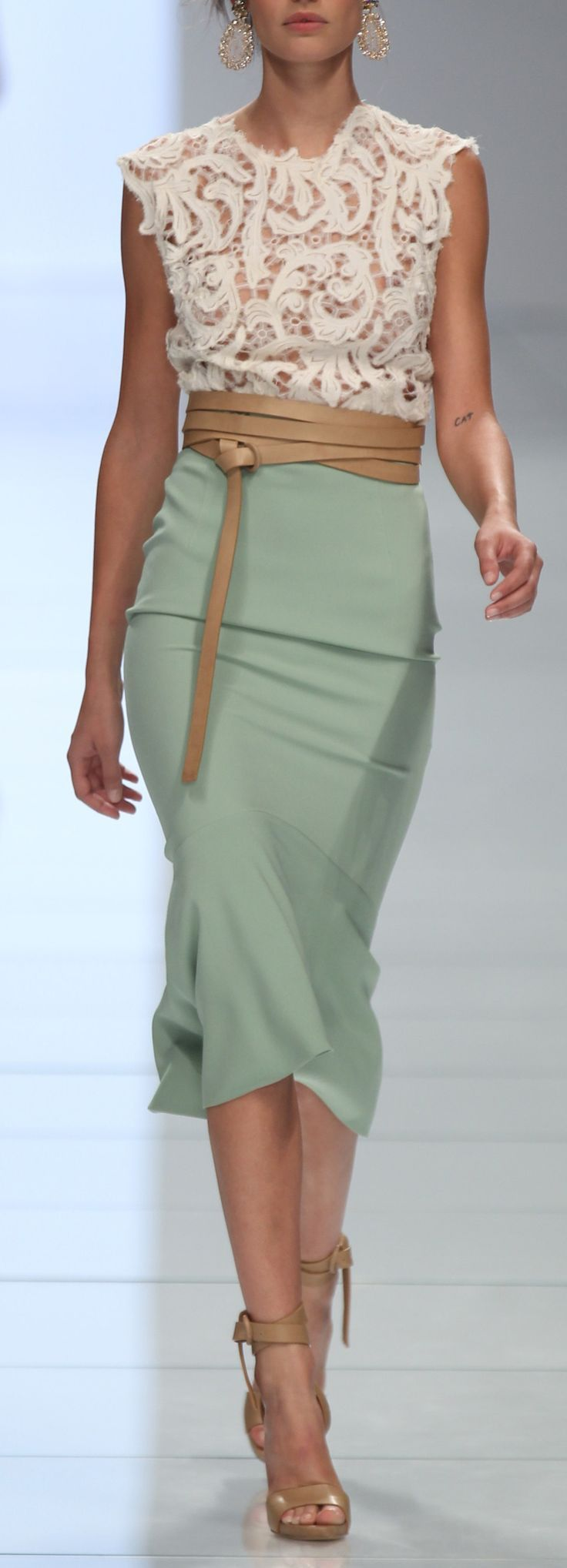 #love Ermanno Scervino - Spring Summer 2012 Ready-To-Wear - Shows