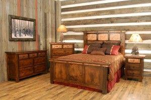 Rustic Bedroom Furniture Sets 6