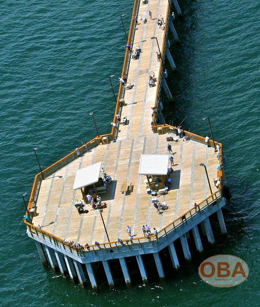 Whether fishing or sight-seeing, the Gulf State Park Pier in Gulf Shores, Alabama (the longest pier on the Gulf Coast), is a fabulous place for it!