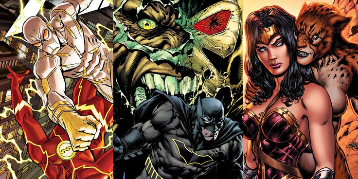 Bad Intentions: The Importance of Villains to DC's Rebirth http://www.cbr.com/rebirth-dc-comics-villains/