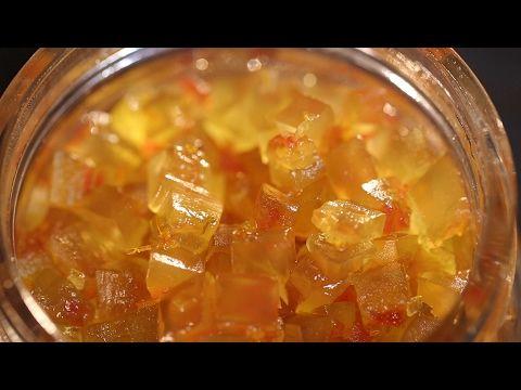 (2) 5 рецептов варенья из необычных продуктов - YouTube