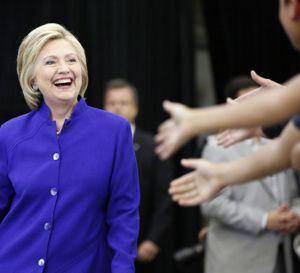 """Dernier+""""super+mardi""""+des+primaires+américaines,+Clinton+donnée+gagnante"""