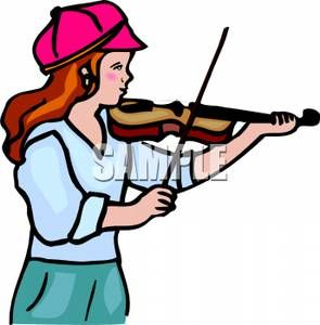 I think I am talented because I love to perform for my friends and family and I also like playing instruments.