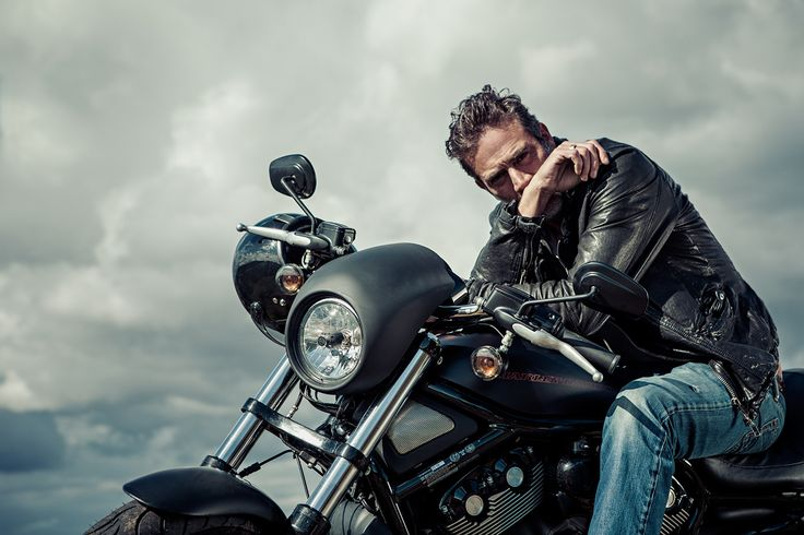 Jeffrey Dean Morgan by Scott Witter