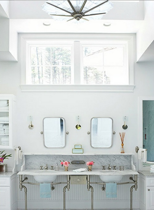his and her sinks Bath Pinterest Sinks
