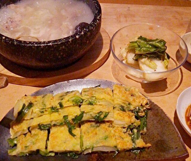 浅漬けキムチ。 サムゲタン チヂン - 13件のもぐもぐ - 韓国料理! by yukiegu