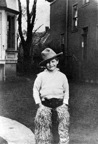 Marlon Brando kid