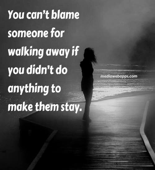 When To Walk Away Quotes: Walking Away Quotes Relationships. QuotesGram