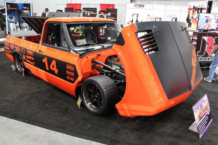 Check out this Orange Rush '69 C10 Part of the 2014 TOP 10 #RidesOnJRi gallery. See all 10 cars here!