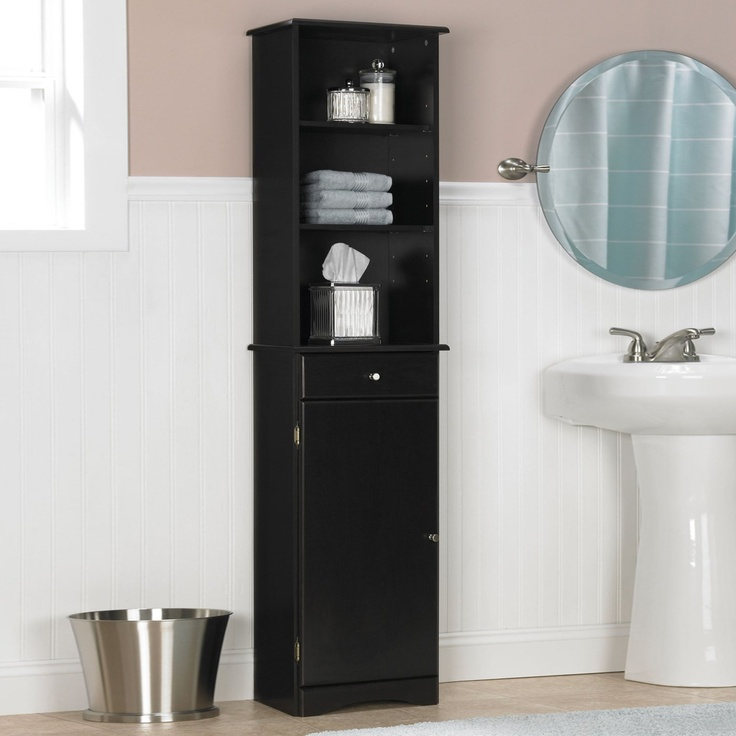 Ameriwood 5303045 Bathroom Storage Cabinet - Home Furniture Showroom