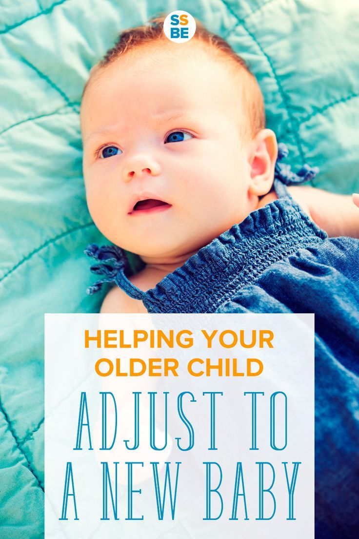 Anxious about how your child will take to the new baby? Introducing a new baby can be tough. Here are tips on helping your older child adjust to a new baby.