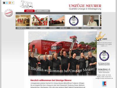 Simple Umz ge und M bel einlagern im Ruhrgebiet