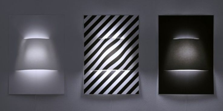 Innovative paper LED lamps by the Japanese studio YOY | #ledlab #blog #lighting #design #lamps