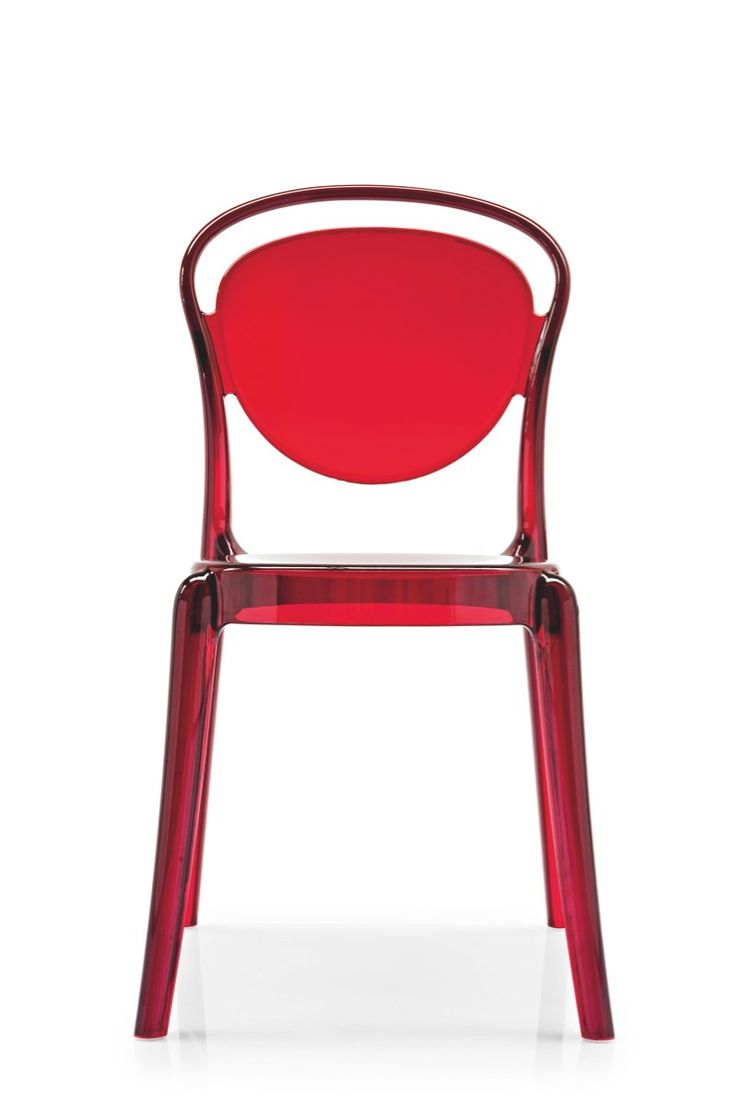 Italian Furniture Collection - Vancouver Italian Furniture Store - Calligaris #red #chair #furniture #gardenchair #garden
