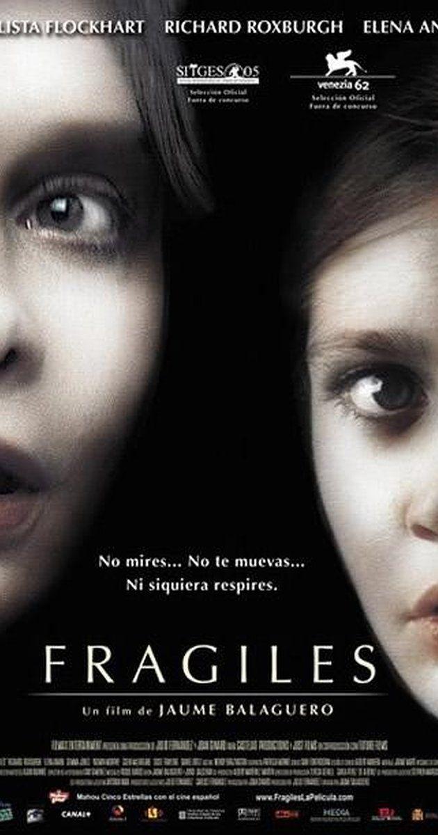 Directed By Jaume Balaguero With Calista Flockhart Richard Roxburgh Elena Anaya Gemma Jones At Her N Ver Pelicula De Terror Peliculas Completas Peliculas