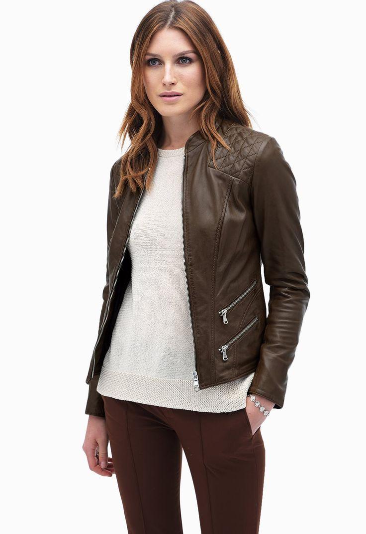 Danier leather jacket review