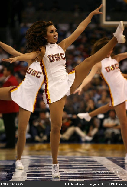 47 best images about USC Song Girls on Pinterest | Sexy ...