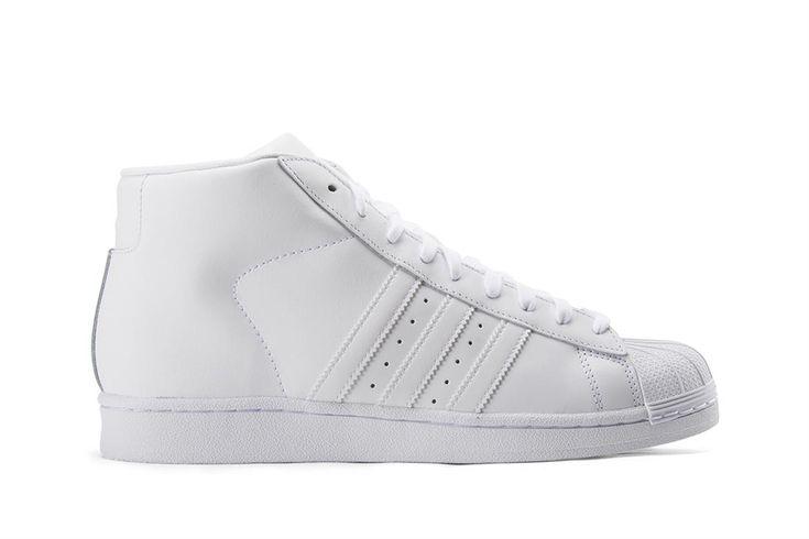 zapatillas altas Adidas superstar Promodel