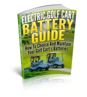 Discover what every golf cart owner Needs to Knowabout their Electric Golf Cart Batteries !  Extend The Service Life of Your Golf Cart Batt...