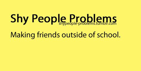 17 Best images about Shy People Problems on Pinterest ...