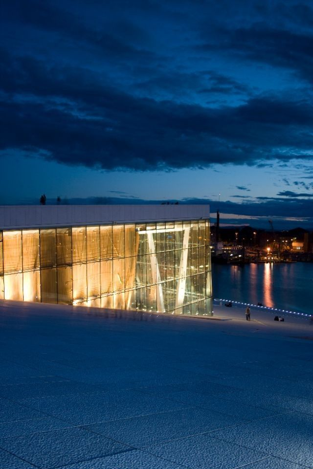 Opera House ~ Oslo, Norway
