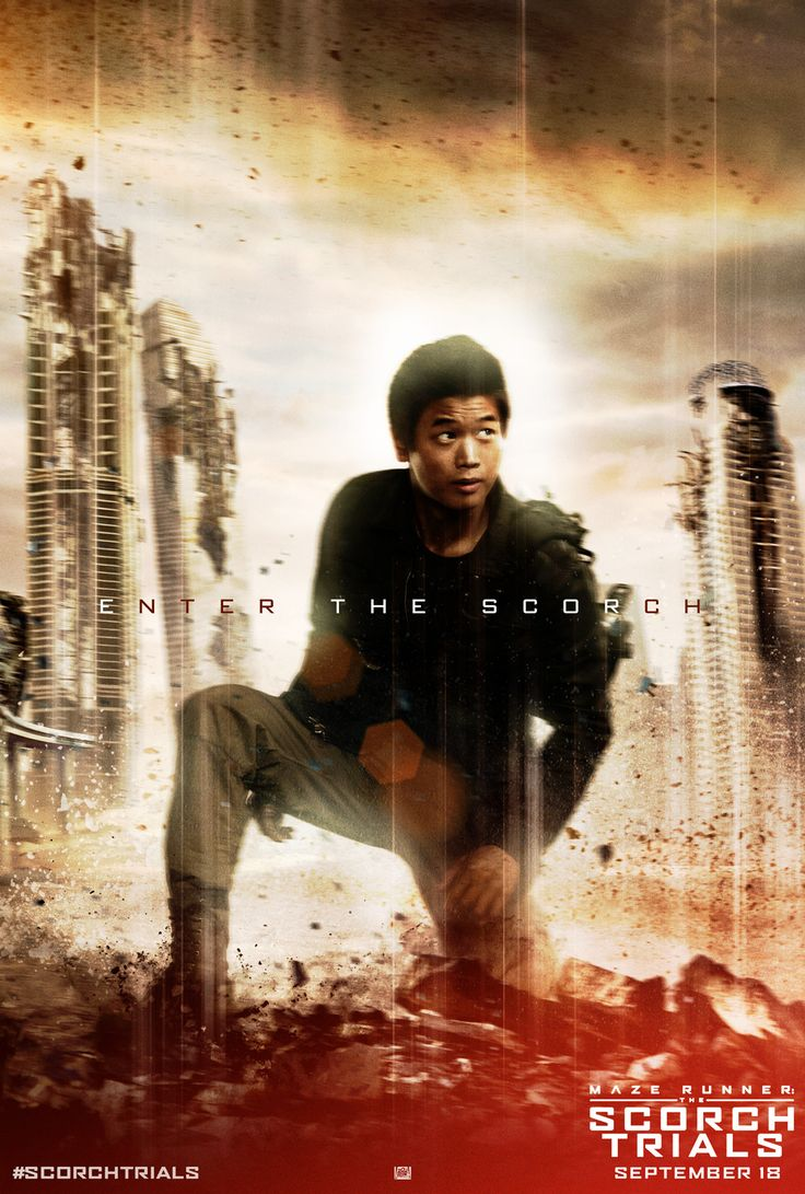 Find This Pin And More On The Scorch Trials