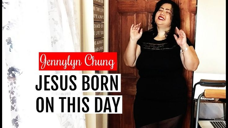 Jesus Born On This Day (Mariah Carey Christmas Cover) | Jennylyn Chung