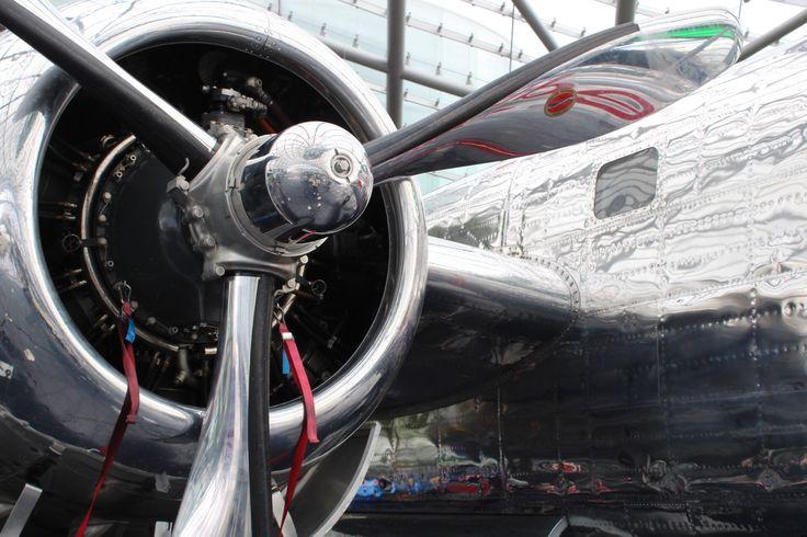 flugzeug im hangar 7 Salzburg