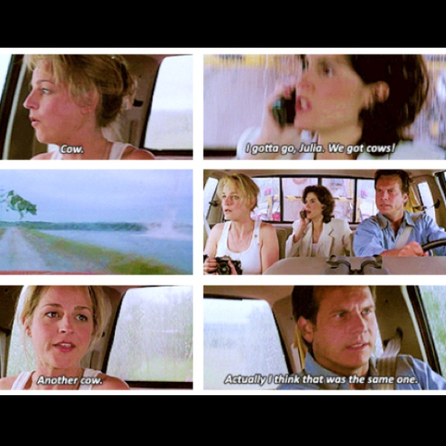 Twister my favorite part of the movie
