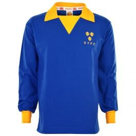 Shrewsbury Town 1970-1977 Retro Football Shirt Shrewsbury Town were a long standing member of the Third Divison. in the 1974 - 1975 Season however they spent their time in the basement it was during this time that they were seen wearing more amber http://www.MightGet.com/may-2017-1/shrewsbury-town-1970-1977-retro-football-shirt.asp
