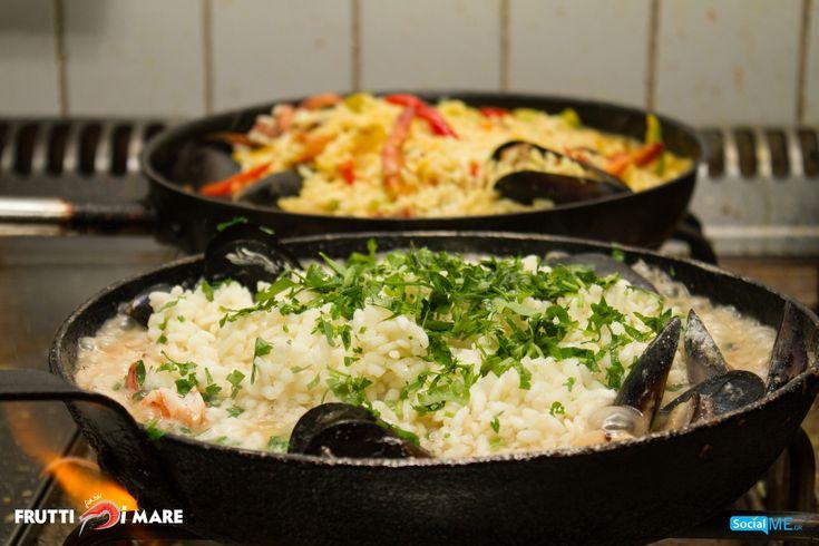 Μυδοπίλαφο, και παέγια! Δυο απίθανες συνταγές του Frutti di Mare, που αναδεικνύουν την ιδιαίτερη γεύση των μυδιών!