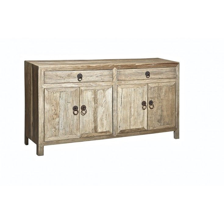 Reclaimed Elm Sideboard This Is Constructed Of That Beautifully Aged And