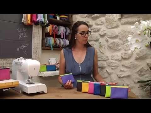 Tuto Couture facile : Réalisez un sac à main avec Prym ! - YouTube