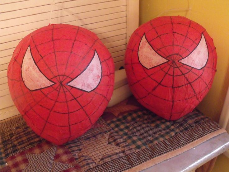Spiderman Pinatas
