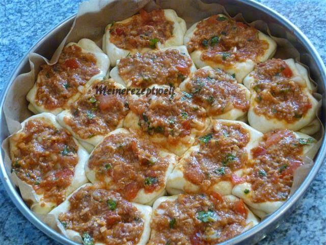 Türkische Rezepte- meinerezeptwelt- meinerezepte-osmanische Rezepte,