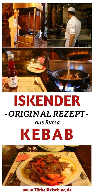 Iskender Kebap Original Rezept Aus Bursa Im Iskender Efendi Konagi Kebab Rezepte Rezepte Turkisches Essen