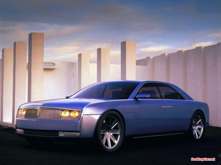Lincoln Concept Cars   Top Luxury Cars   Luxury Cars: Lincoln Continental Concept