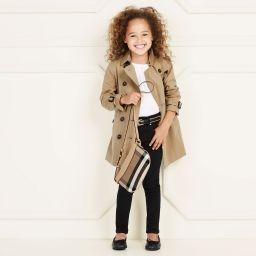 Burberry Kids Childrensalon Burberry Kids Kids Coats Fashion Design For Kids