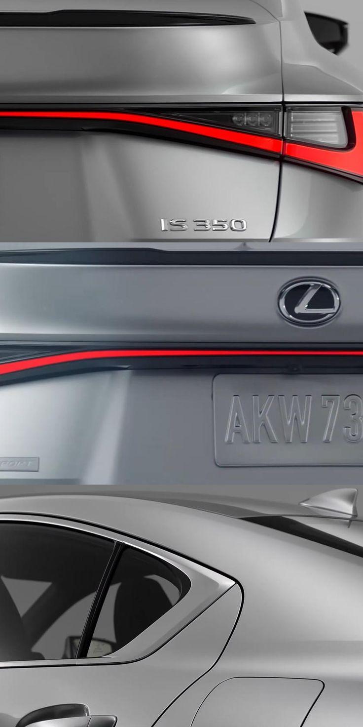 Confirmed! 2021 Lexus IS Will Debut Next Week. The wait is