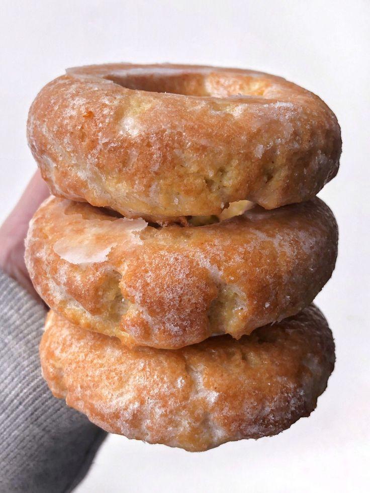 Keto Krispy Kreme Recipe Food, Keto donuts, Food drink