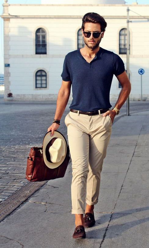 70d10b3819feee 33 Best Men's Spring Casual Outfits Combination | Great looks for men | Mens  fashion blog