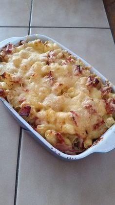 Horneado de pasta rápido   – kochen