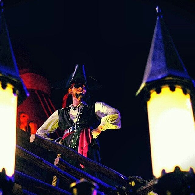 The Pirates  One of the icon in Trans Studio Bandung  #icon #pirates #transstudiobandung