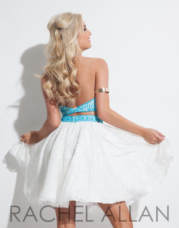 8 best Homecoming dresses images on Pinterest | High neck prom ...