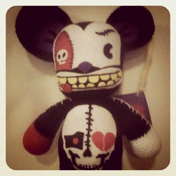 deady the dead teddy :D