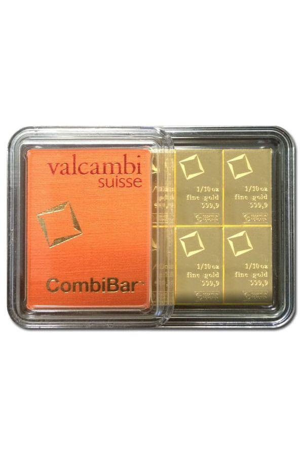 Valcambi Combibar 1 Oz Gold Bars Money Metals Gold Bullion Bars Gold Bullion Gold Coin Price