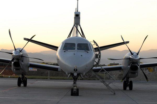 Saab 2000 AEW&C aircraft