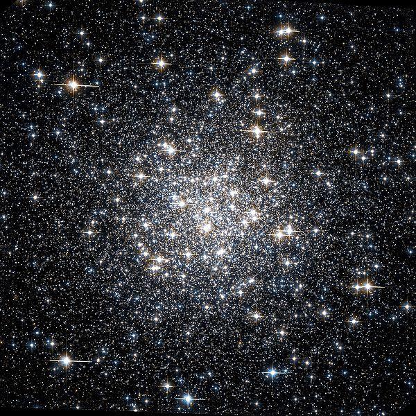 Όμορφος κόσμος, μαγικός: Τα σφαιρωτά αστρικά σμήνη